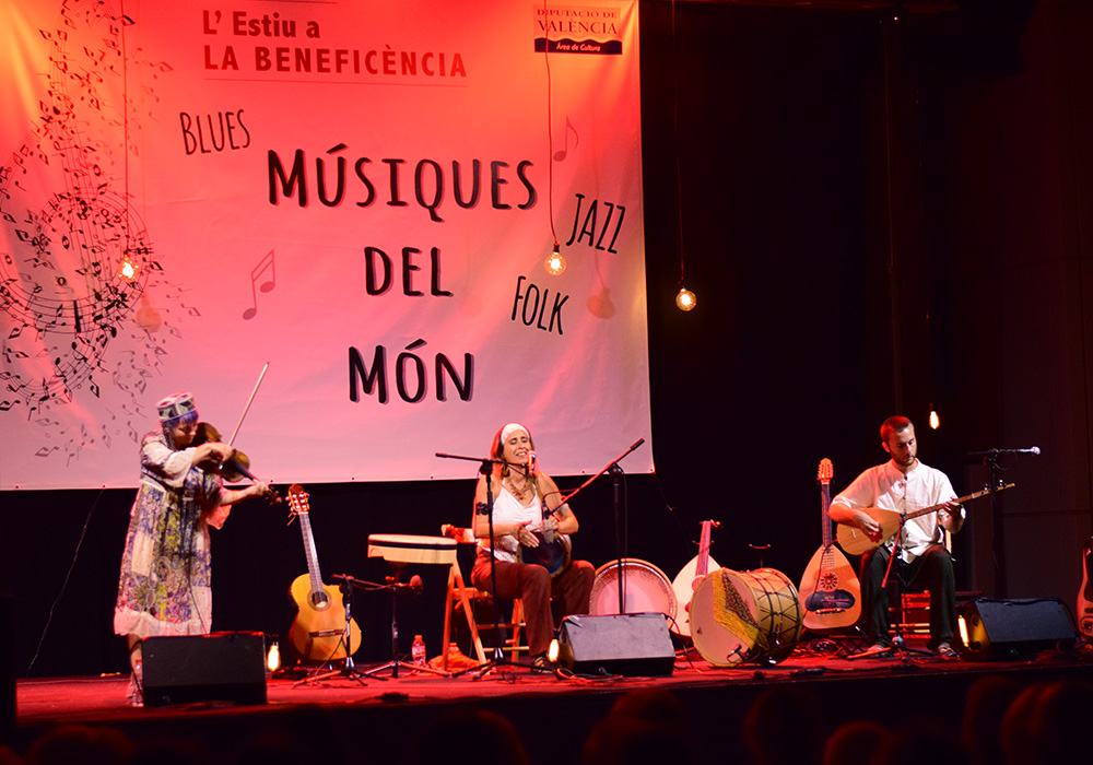 Besarabia Balkan Music Benificiencia Valencia