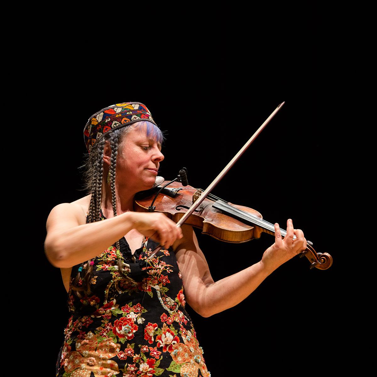 Heidi Erbrich Besarabia Valencia Balkan music