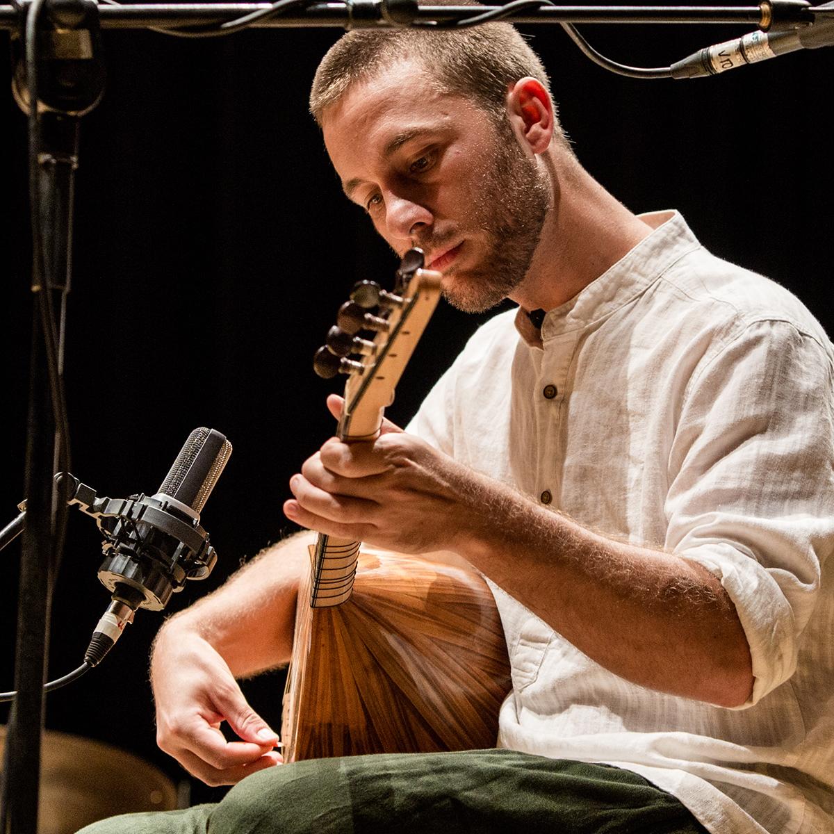 Jaume Paladero Besarabia Valencia Balkan music