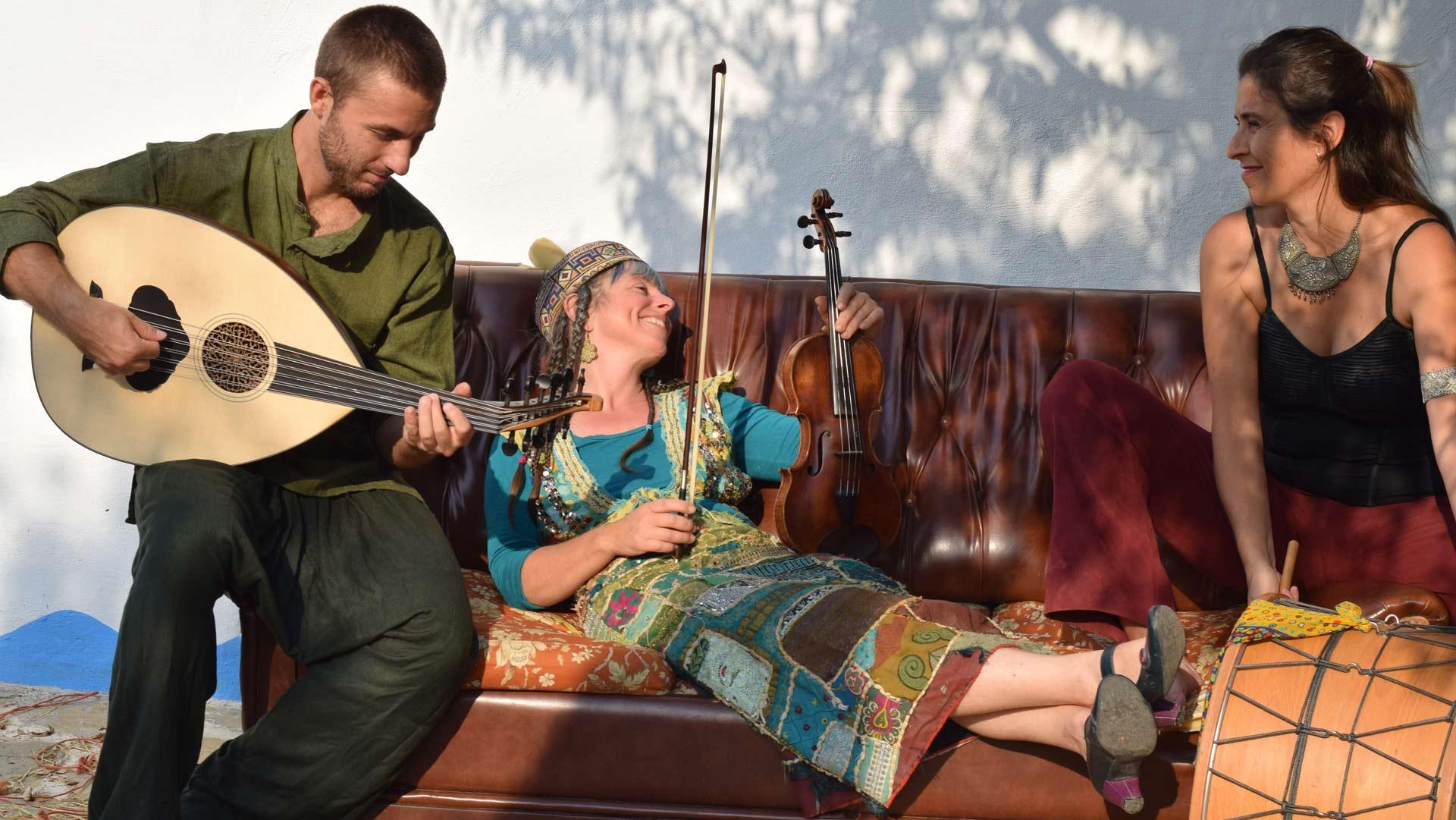 Besarabia klezmer and balkan music