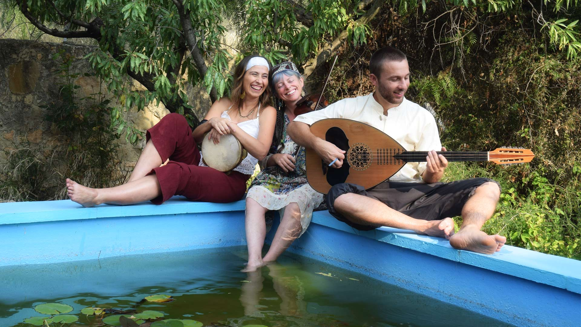 Besarabia music klezmer Valencia balkan