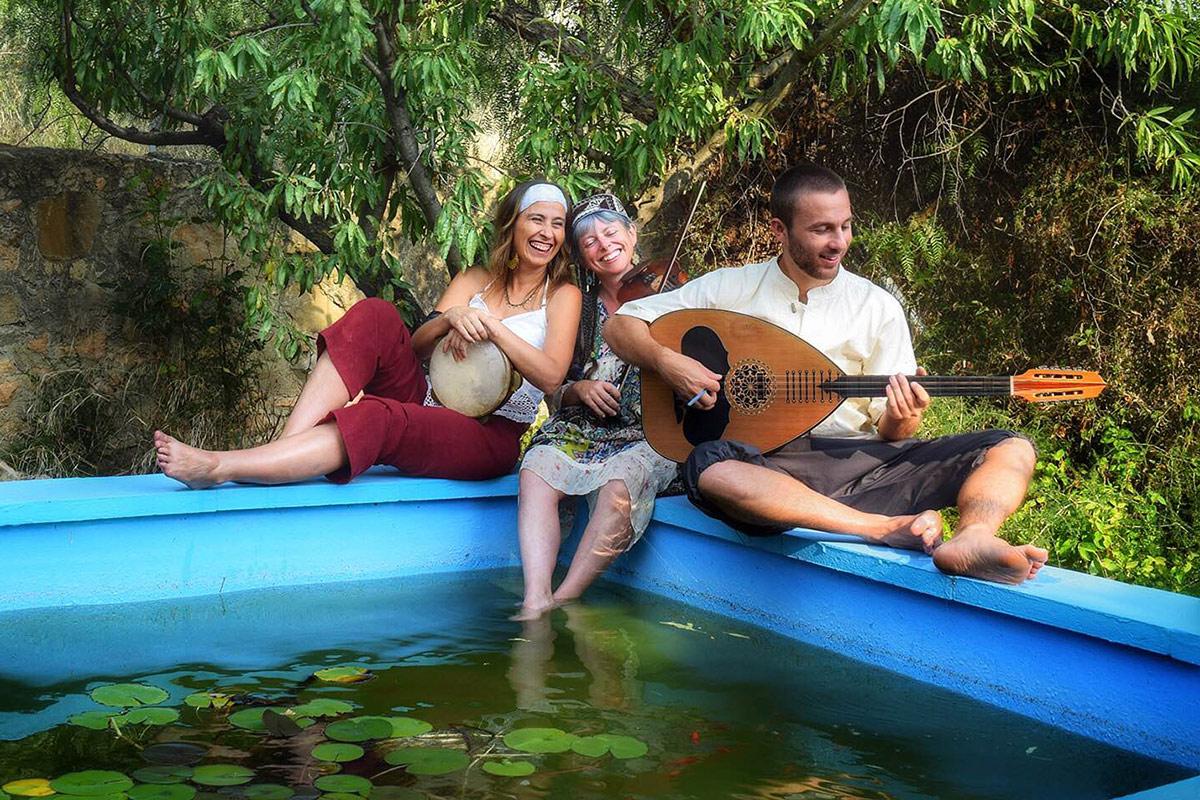 beesarabia banda Valencia Spain music balcan klezmer